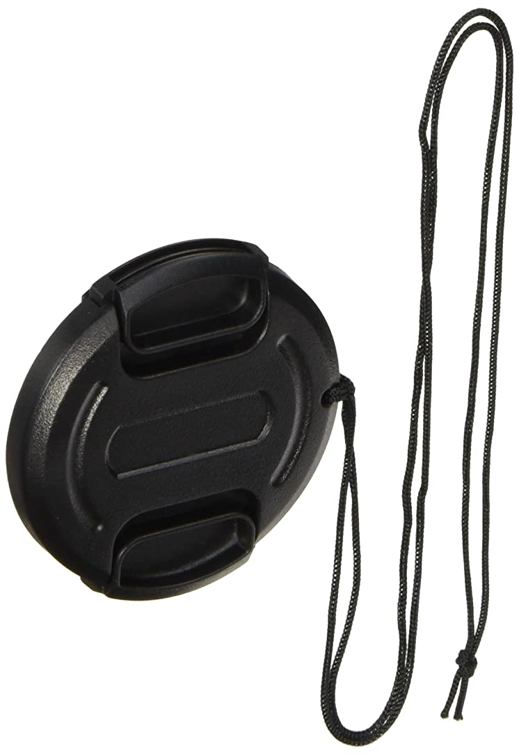 軍ブレークチョップKenko レンズキャップ 40.5mm KLC-1405 ストラップ付き 809600