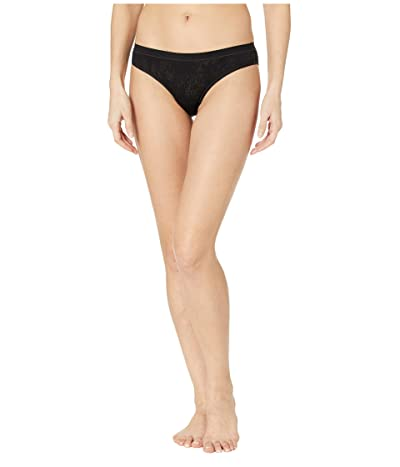 Smartwool Merino 150 Lace Bikini (Black) Women