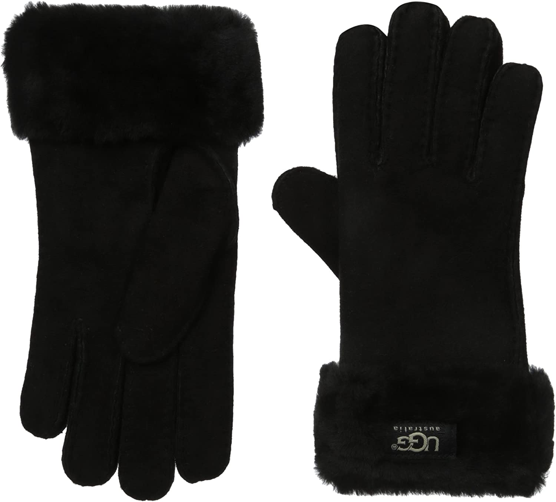 UGG Australia Women's Classic Turn Cuff Glove Gloves