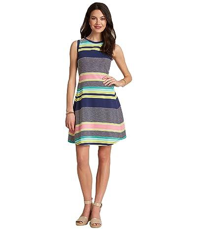 Hatley Sarah Dress Gradient Stripes