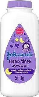 JOHNSON'S Baby Diapering Powder - Sleep Time, 500g