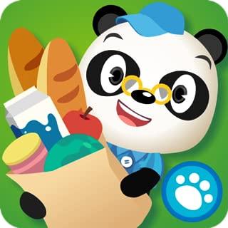 dr panda town supermarket