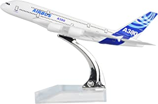 Airbus A380 Alloy Metal Model Decorations Plane Model Die-cast 1:400