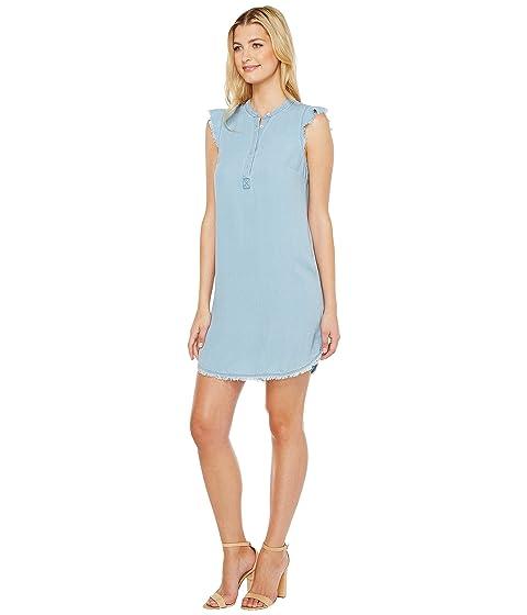 vestido ligero Espléndido henley vestido Espléndido henley lavado ligero SdHxWIqY