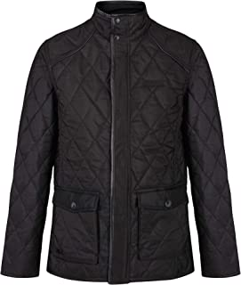 Regatta Men's Lander Water Repellent Thermo-guard Insulated Equestrian-friendly Quilted Jacket Baffled/quilted Jackets