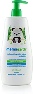 Mamaearth Daily Moisturizing Lotion for Babies (400 ml)