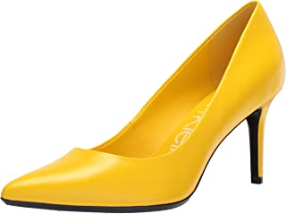 Yellow / Pumps / Shoes