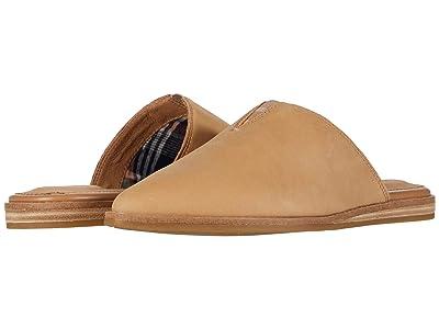 Sperry Saybrook Mule Leather (Tan) Women