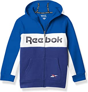 Reebok Lit Intl Zip Up Hoodie Children, Boys, Hooded Sweatshirt