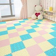 Foam vloermatten, 1,2 cm dikke stiksels vloermat, kinderkamer vloer kruipmat, antislip kan naar believen worden gesneden, ...