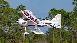 Flex Innovations Mamba 10 Super PNP 3D Electric Airplane- Red (FPM3270B)