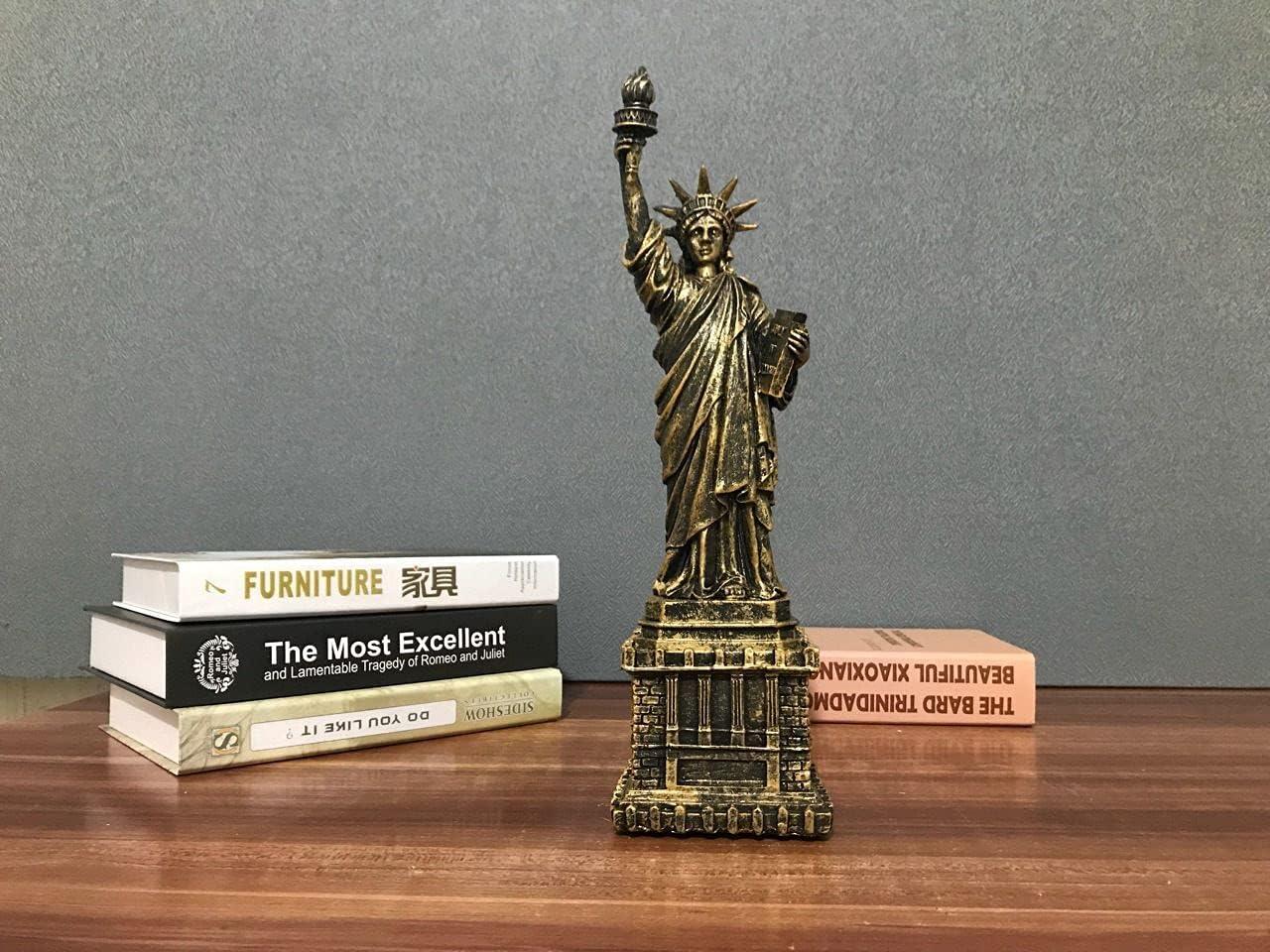 Statue of Liberty Handmade Artware Model Decoration(Liberty 13.7