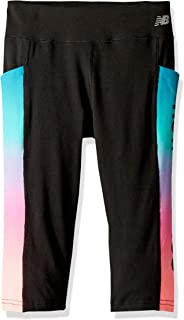 New Balance Girls` Performance Capri