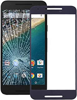 WTYD Mobile Phone Lens Glass Front Screen Outer Glass Lens for Compatible with Google Nexus 5X