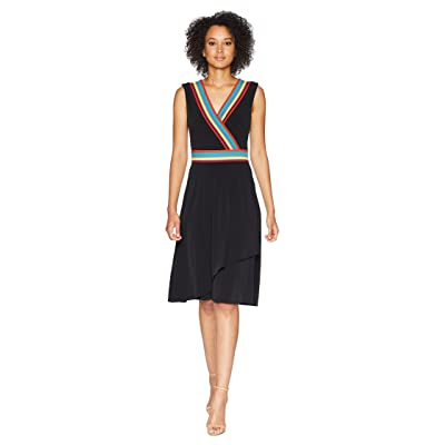 CATHERINE Catherine Malandrino Marzi Dress (Black/Multi) Women