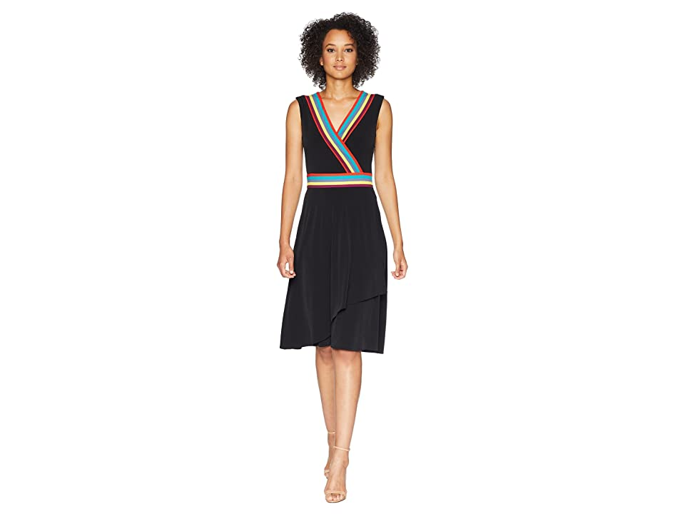 CATHERINE Catherine Malandrino Marzi Dress (Black/Multi) Women