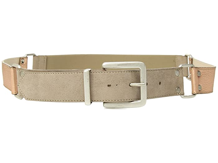 Leatherock Lexi Belt (Hazel/Rose Gold) Women