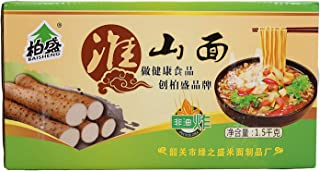 Ramen Noodle Craft Fresh Yam Noodles Non-Fried Healthy Foods for Vegan Pasta Lovers Cooking 52.8 oz