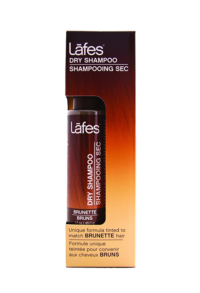 Lafe's Dry Shampoo, Brunette, 1.7 Ounce