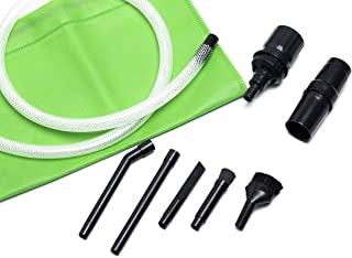 Green Label Kit Universal Mini Micro de Herramientas Adaptables (32-35 mm) Compatible con Vax, Hoover, Samsung, LG, Electrolux, Siemens, Philips, etc.