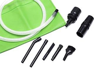 Green Label Kit Universal Mini Micro de Herramientas Adaptables (32-35 mm) Compatible con Vax, Hoover, Samsung, LG, Electrolux, Siemens, Philips, etc.