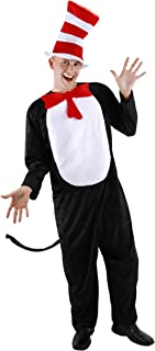 elope Cat in the Hat Adult Costume
