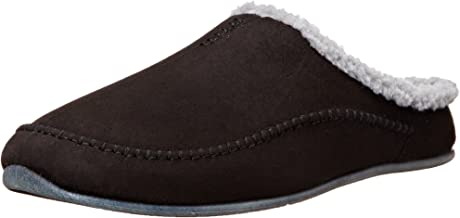 Deer Stags Slipperooz Men's Nordic S.U.P.R.O Sock Cushioned Indoor Outdoor Clog Slipper