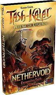 Czech Games Edition Cge00034 Tash Kalar Arena Of Legends Nethervoid Board Game