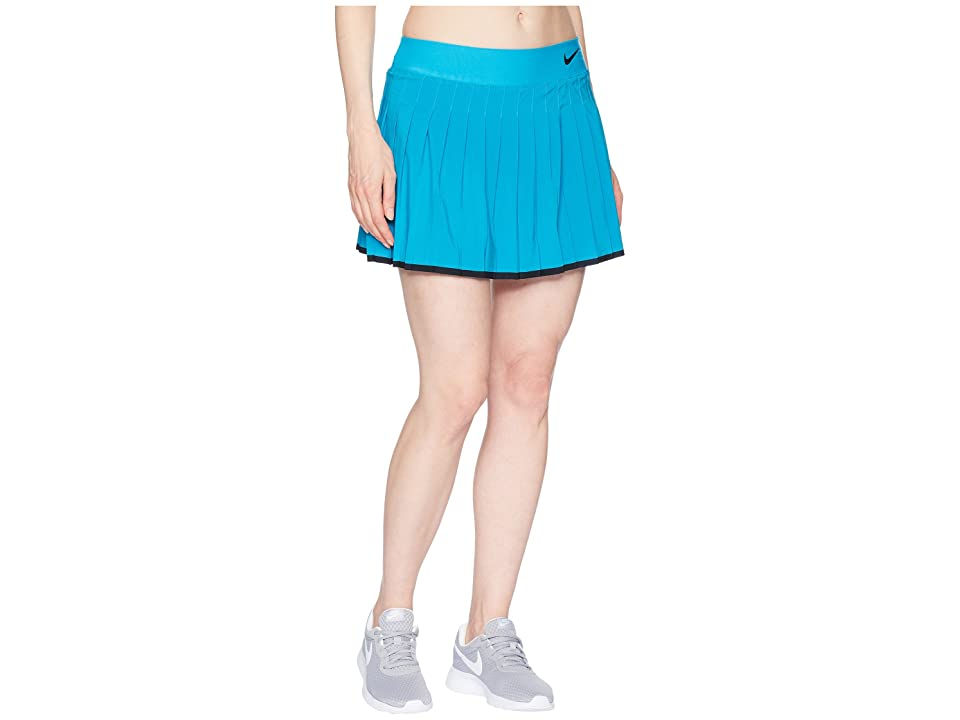 Nike Victory Skirt (Neo Turquoise/Black) Women