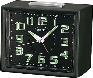 Seiko Alarm Clock Analogue QHK024K QHK024K
