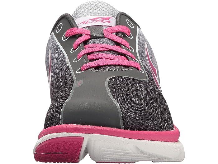 Girls Freespirit White//Pink Canvas Sneakers bigger kid sz 1 2 3 4 5 6 rrp£20 New