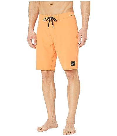 Quiksilver Highline Kaimana 20 Boardshorts (Nectarine) Men