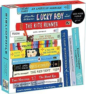 Bibliophile Book Club Darlings 1000 Piece Puzzle
