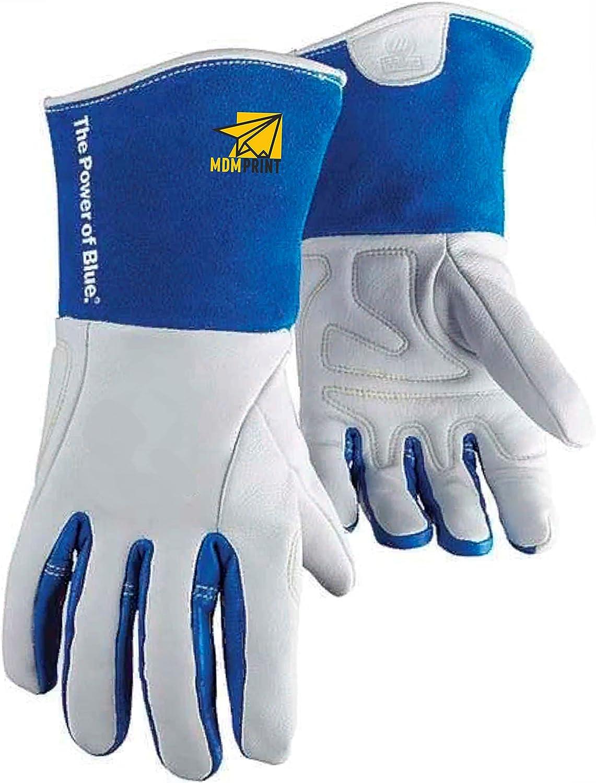 Washington Mall TIG Welding Gloves Goatskin XL PR Mail order Palm