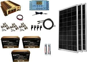 Best solar battery 24v 300ah Reviews