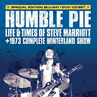 Humble Pie: Life And Times Of Steve Marriott [Blu-ray]
