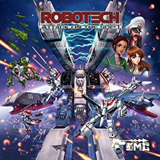 GLOBAL GAMES Robotech: Attack On The SDF-1