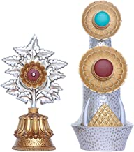 PPCP Butter Flower Pre Buddhist Tantric Worship Ornaments, Tibetan Buddhism Household (Color : Large Size)