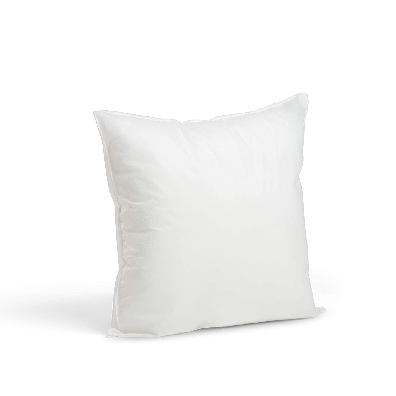 Foamily Premium Hypoallergenic Stuffer Pillow Insert Sham Square Form Polyester, 16
