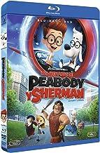 Las Aventuras De Peabody Y Sherman (BD) [Blu-ray]