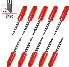 45 Degree Cutting Blades Tungsten Steel Replacement Cutting Blades for Roland Cutting Plotter