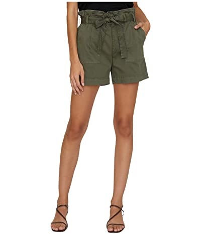 Sanctuary Daily Shorts (Aged Green) Women