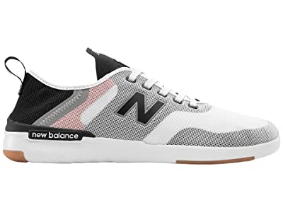 New Balance Numeric AM659 (White/White) Skate Shoes