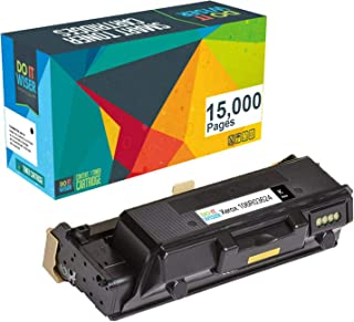 Do it Wiser Compatible Toner Cartridge Replacement for Xerox 106R03624 WorkCentre 3335 3345 Phaser 3330 Toner - 106R03623-15,000 Pages