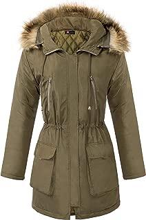 Best ladies warm winter coat Reviews