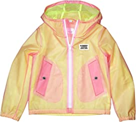Little Kids//Big Kids Chaser Kids Girls Super Soft Cotton Fleece Moto Jacket w//Zipper Details