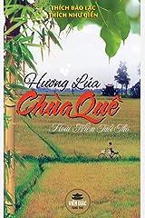Hương lúa chùa quê: Bản in màu, bìa cứng (Vietnamese Edition) Hardcover