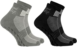 comprar comparacion Rainbow Socks - Hombre Mujer Deporte Calcetines Antideslizantes ABS de Algodón