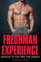 Freshman Experience: MMMM Straight to Gay First Time