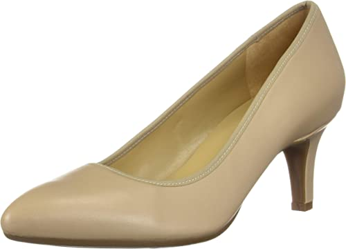 Naturalizer Wohommes Wohommes Wohommes Oden Taupe Leather 10 M US M (B) 989
